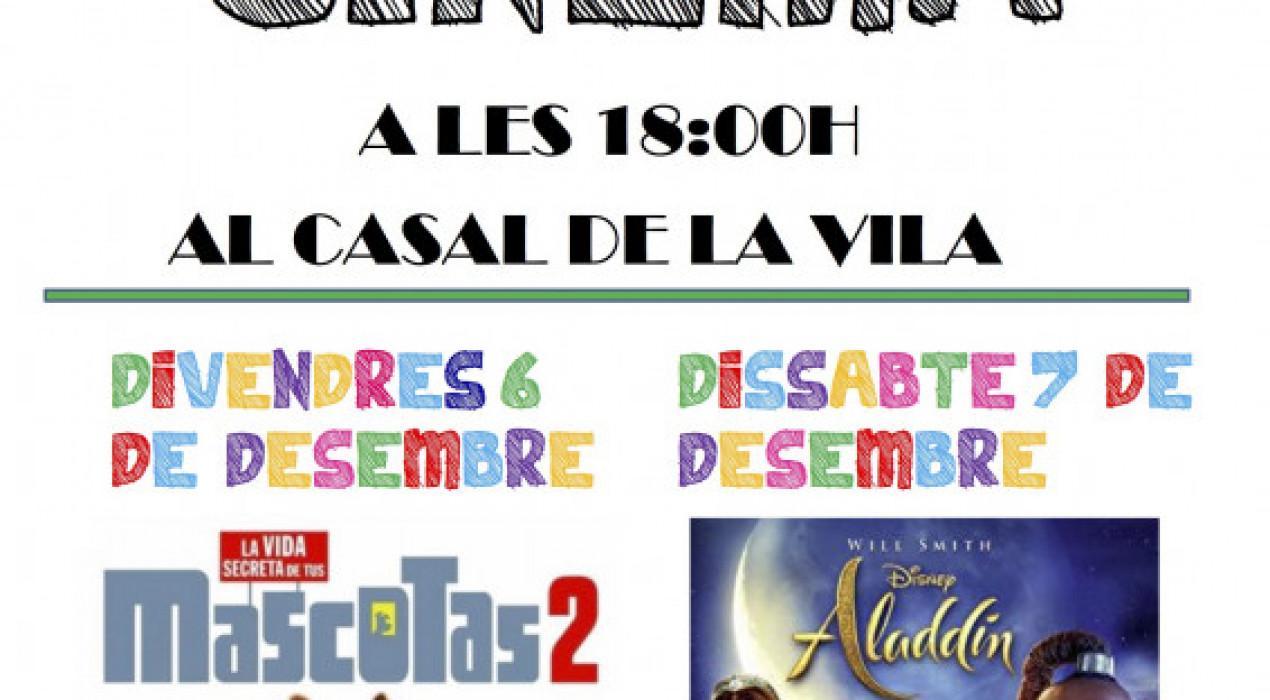 Cinema a BAGÀ: Mascotas 2