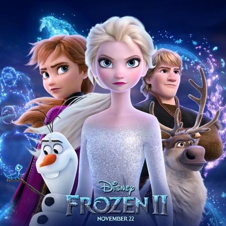 Cinema a BERGA: Frozen 2 @ Teatre Patronat de Berga