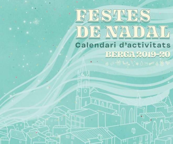 Activitats Nadal BERGA @ Plaça Viladomat i Passeig de la Indústria (BERGA)
