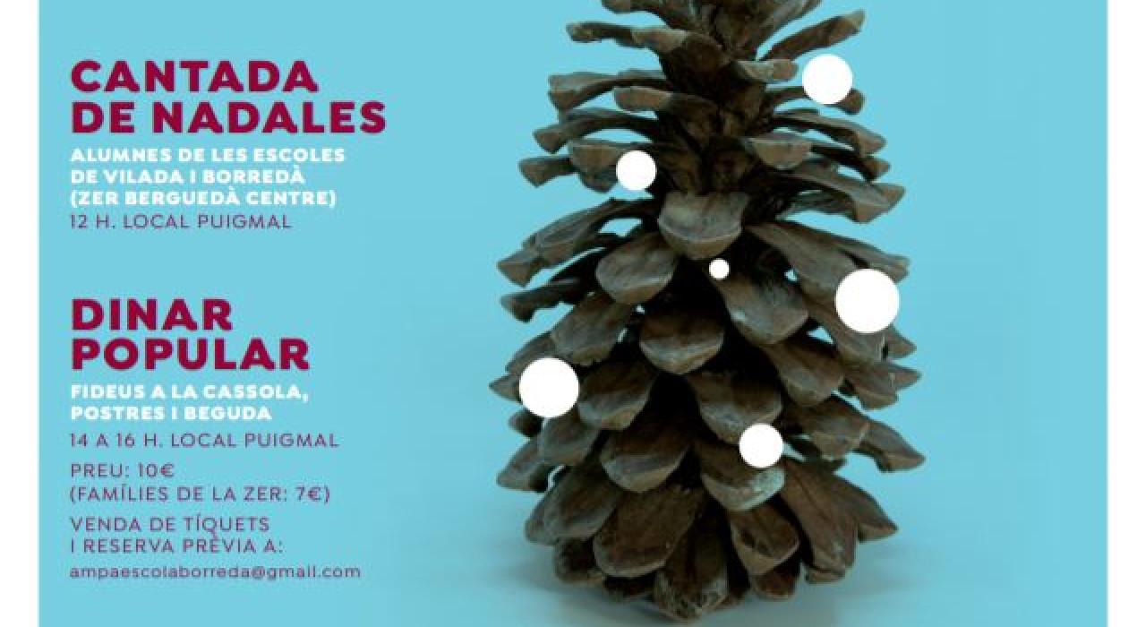 Activitats Nadal 2019 a Borredà