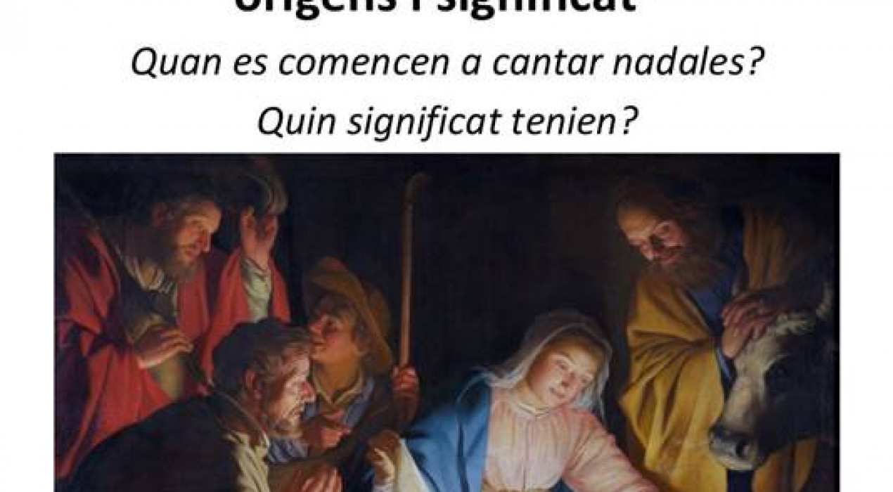 Club de música: nadales als Països Catalans