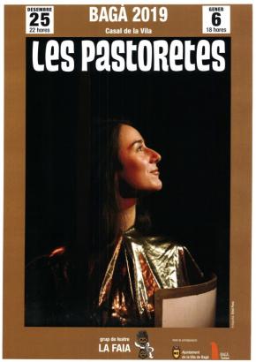 LES PASTORETES @ Casal de la Vila (BAGÀ)