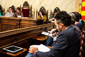 """L'oposició troba """"insuficient"""" i """"simbòlica"""" la retirada de la tinença d'Alcaldia a Roser Rifà"""