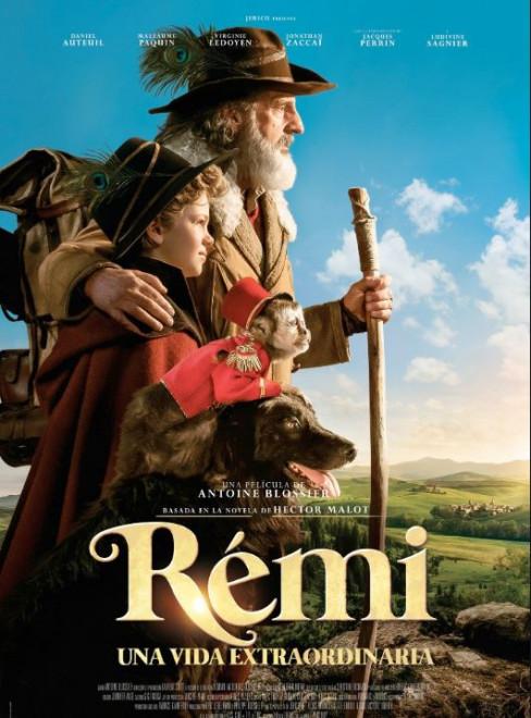 Cinema a Berga: RÉMI: UNA VIDA EXTRAORDINÀRIA @ Teatre Patronat de Berga