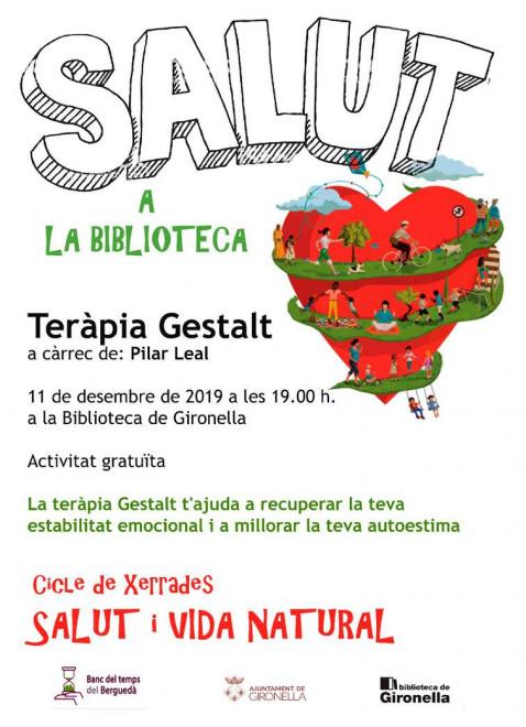 Xerrada Teràpia GESTALT @ Biblioteca de Gironella