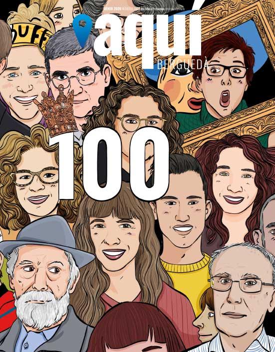 N. 100. Gener del 2020