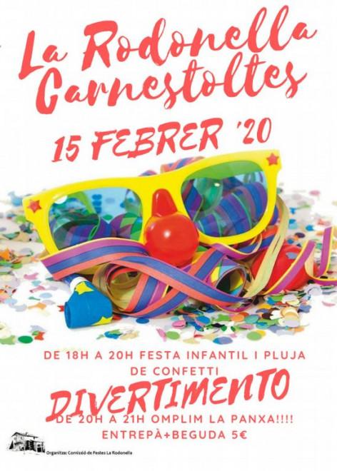 Carnestoltes LA RODONELLA 2020 @ La Rodonella (CERCS)