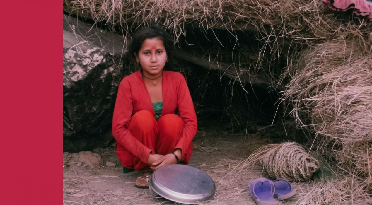 Xerrada i projecció: Chhaupadi