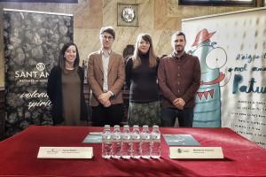 Junts per Berga considera que l'acord publicitari amb Sant Aniol devalua la marca Patum