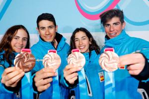 Els Mountain Runners homenatgen Ot Ferrer, Maria Costa i Ares Torra aquest dijous a Berga