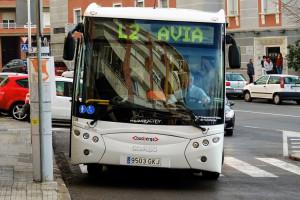 Torna l'horari habitual del bus urbà de Berga