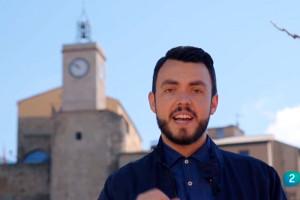 Els carrers i la història de Gironella desperten l'interès del programa Carràrius, de La 2