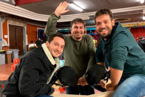 Nova temporada, mateixa direcció als Castellers de Berga