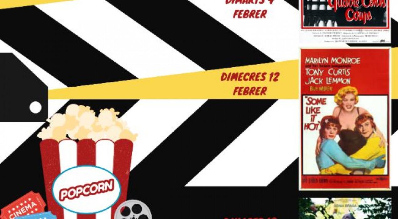 4t Cicle de cinema de l'EOI Berguedà: Some like it hot