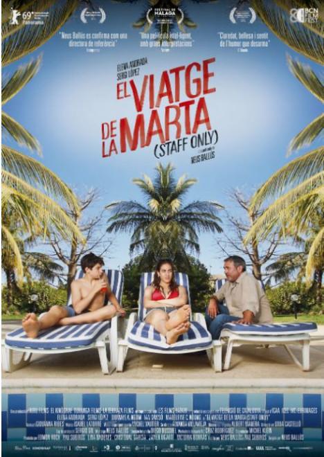 Cicle Gaudí: EL VIATGE DE LA MARTA @ Teatre Patronat de BERGA