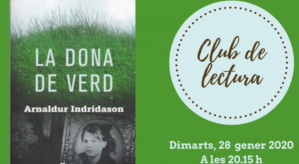 Club de lectura: La dona de verd