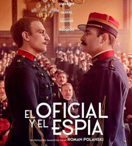 Cinema a Berga: EL OFICIAL Y EL ESPÍA @ Teatre Patronat de Berga