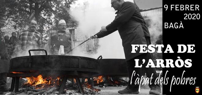 Festa de l'Arròs de Bagà 2020 @ Bagà
