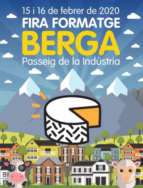 Fira del formatge Berga 2020 @  Pg. de la Indústria (BERGA)