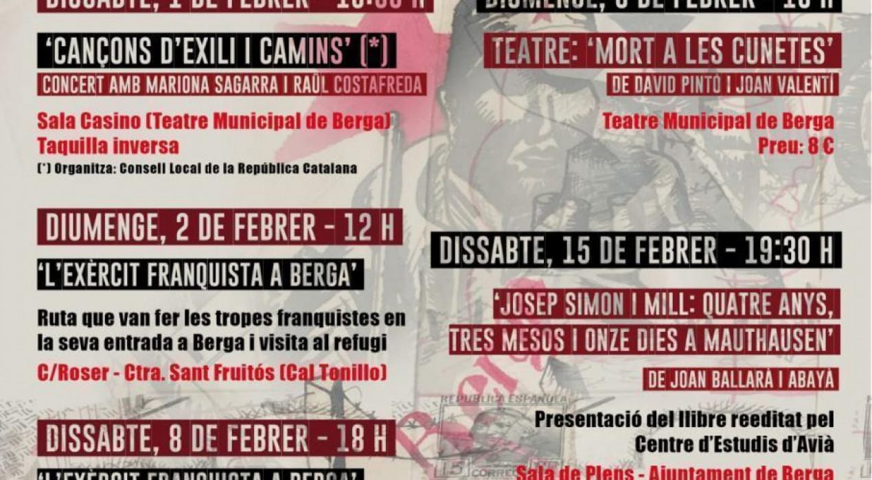 """Presentació llibre """"Josep Simon i Mill: Quatre anys, tres mesos i onze dies a Mauthausen"""""""