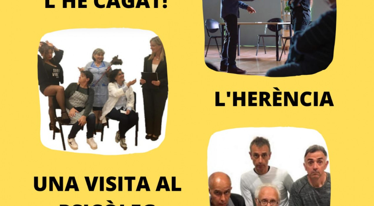 Microteatre a Montmajor