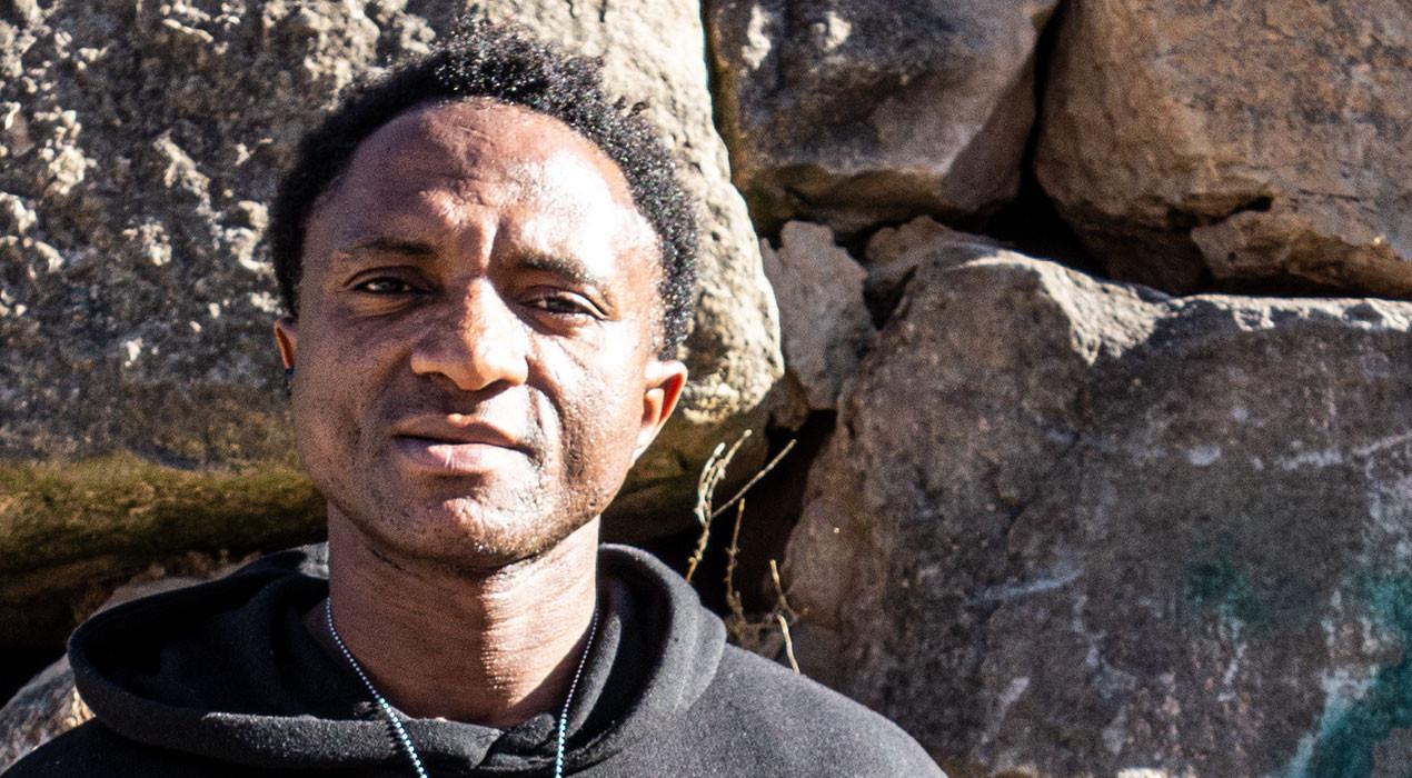 """Oumar Camara: """"Mai he tingut una vida millor que la que he trobat a Berga"""""""