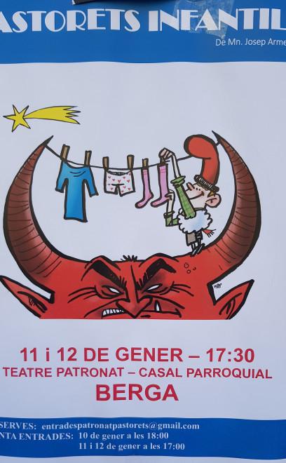 Pastorets infantils @ Teatre Patronat de Berga