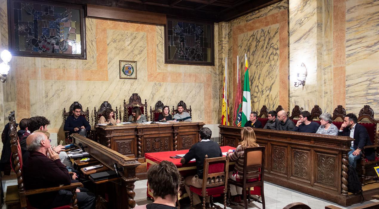Berga rebutja la resolució de la Junta Electoral que vol inhabilitar Torra i la que nega la condició d'eurodiputat a Junqueras
