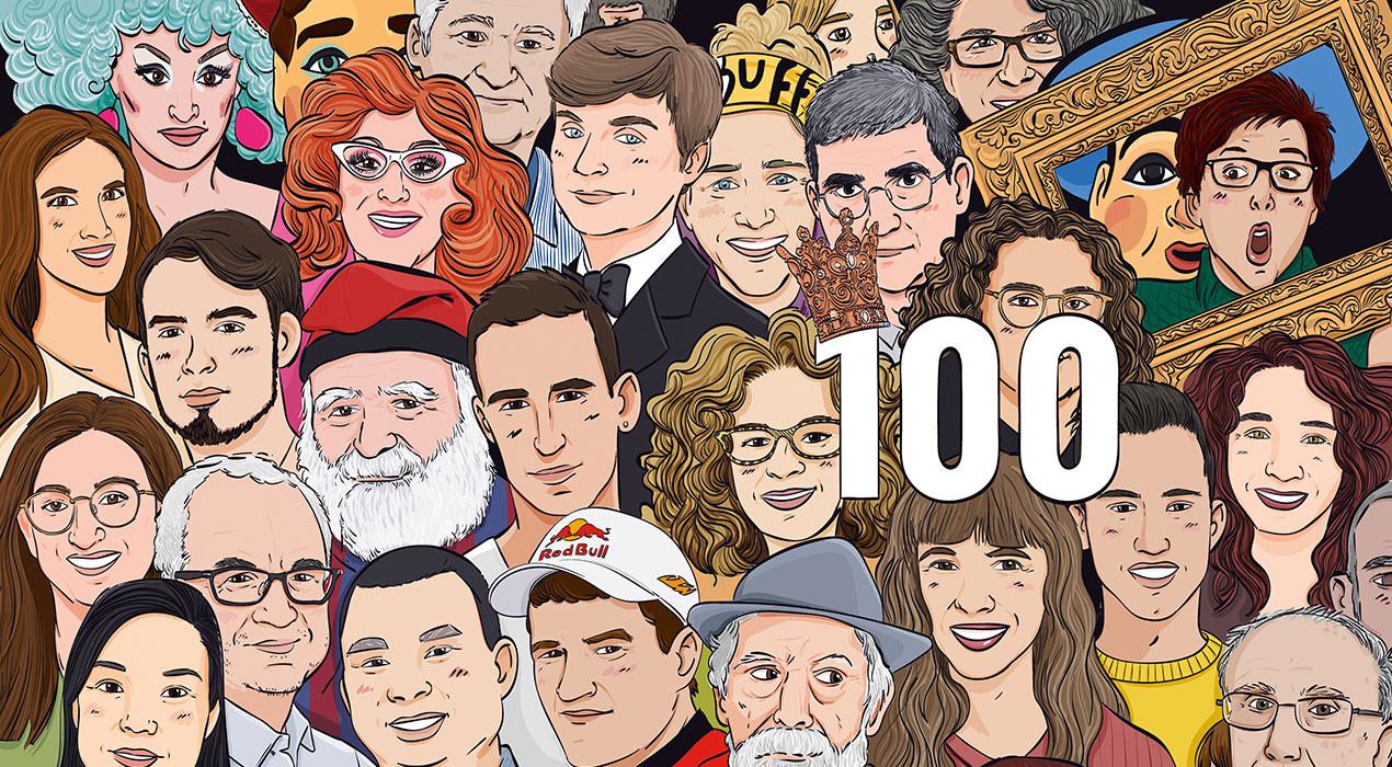 L'Aquí Berguedà celebra 100 números amb una revista que recorda les 99 anteriors