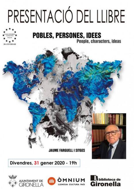 "Presentació llibre ""Poble, persones, idees"" @ Biblioteca de Gironella"