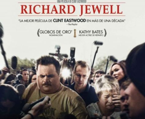 Cinema a BERGA: RICHARD JEWELL @ Teatre Patronat de Berga