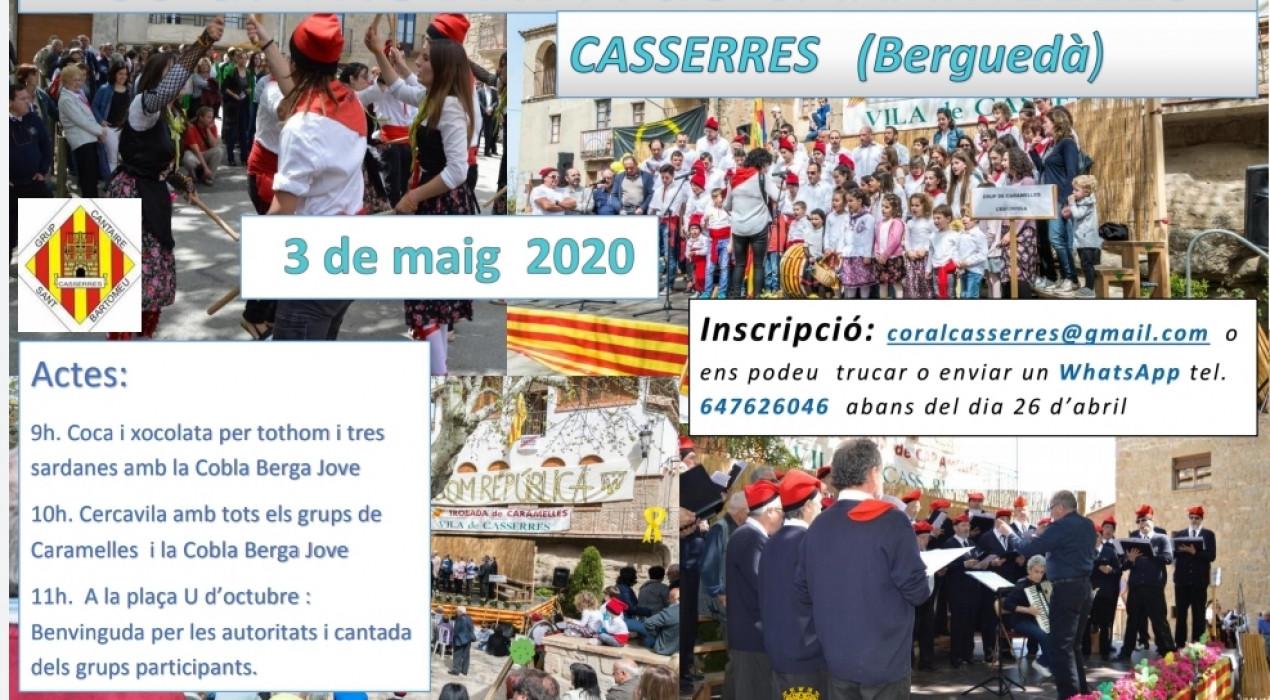 TROBADA DE CARAMELLES 2020