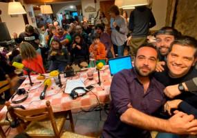 L'APM passa el Dia de la Ràdio a Gósol per acostar el programa a un lloc on no s'escolta Catalunya Ràdio