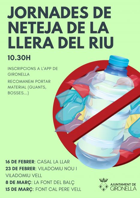 Copia de JORNADES DE NETEJA DE LA LLERA DEL RIU (3)