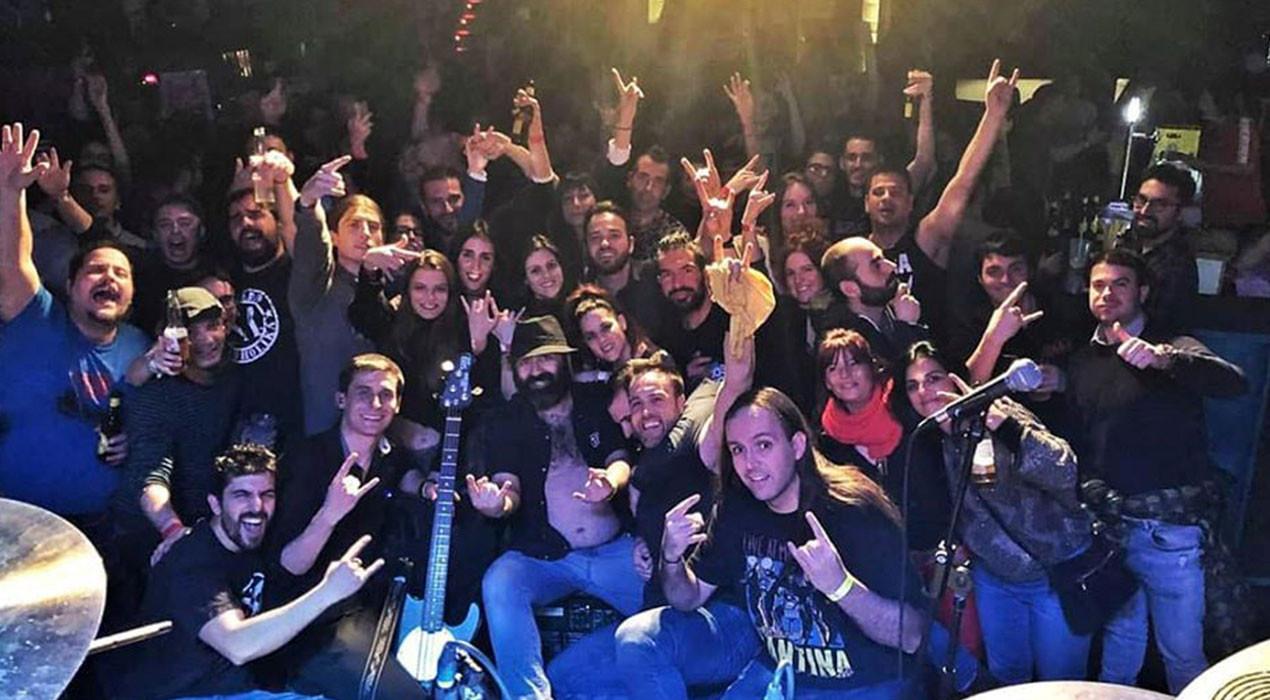 Primavera de rock a La General: 8 concerts de bandes de tribut en tres mesos