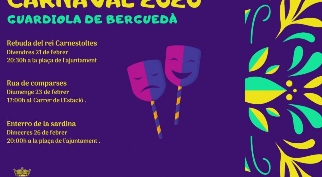 Carnestoltes GUARDIOLA DE BERGUEDÀ 2020