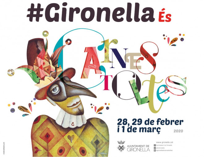 Carnestoltes de Gironella 2020 @ Gironella
