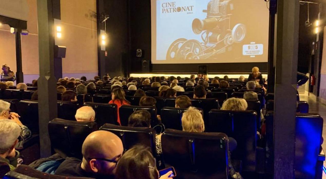 Una de les pel·lícules multipremiades als Òscars omple a vessar el Teatre Patronat de Berga