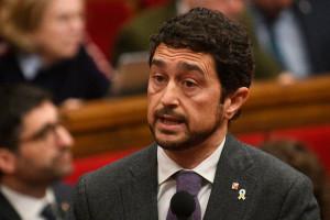 Calvet defensa la incineració per evitar els abocadors però reitera que el Govern prefereix el reciclatge