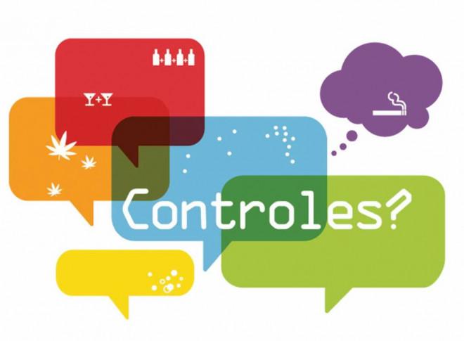 """Exposició """"Controles?"""" @ Biblioteca Guillem de Berguedà (PUIG-REIG)"""