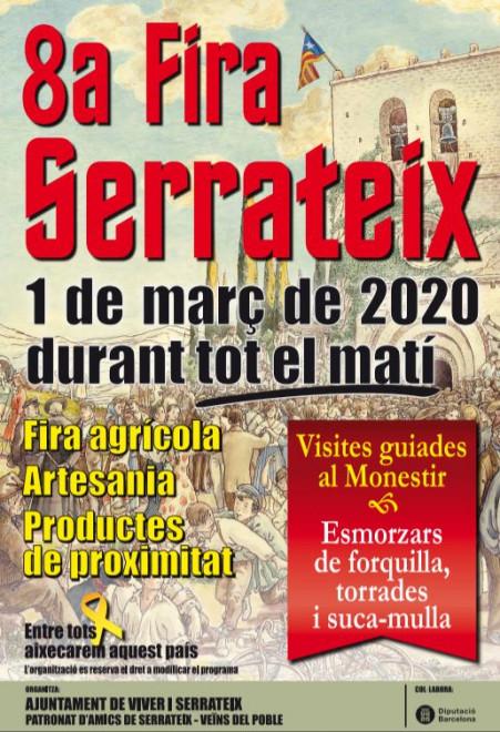 Fira de Serrateix 2020 @ Serrateix