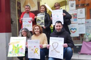 Ginkgo encara una nova primavera d'actes benèfics per recaptar diners per al càncer