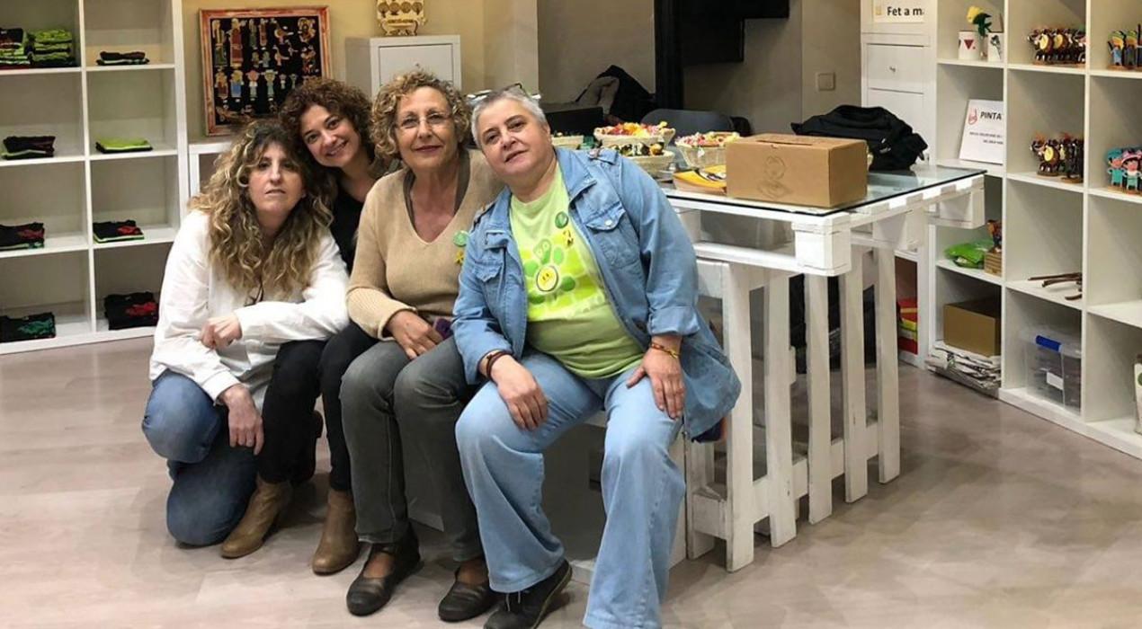 Dos joves europeus passaran nou mesos a Grup Horitzó dins un projecte de voluntariat