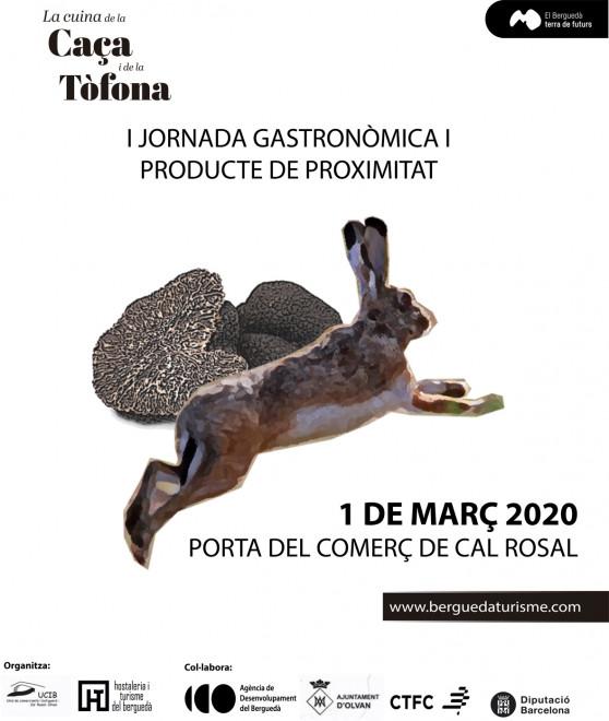 1a JORNADA GASTRONÒMICA I PRODUCTE DE PROXIMITAT @ Cal Rosal