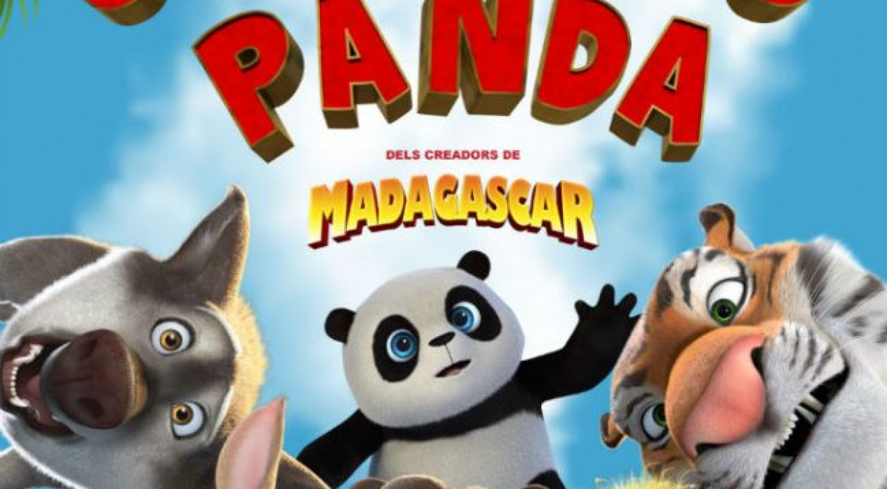Cinema a Berga: OPERACIÓ PANDA