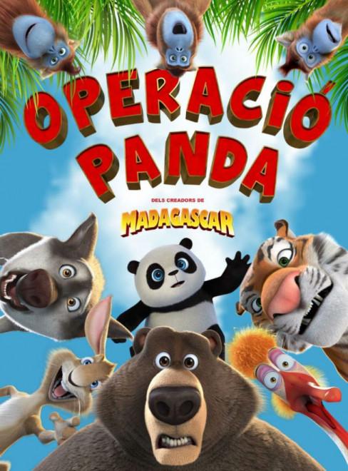 Cinema a Berga: OPERACIÓ PANDA @ Teatre Patronat de Berga