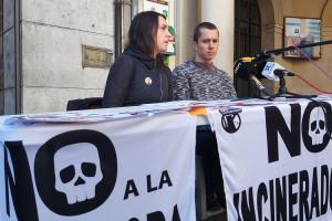 La Plataforma Anti-Incineradora insisteix que es fan obres il·legals a la central; Calderer ho torna a negar