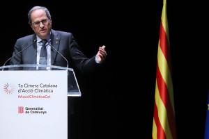 L'Ajuntament de Berga rebutja que el Parlament hagi retirat l'acta de diputat al President Quim Torra