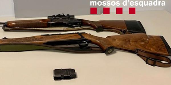 rifles-caça