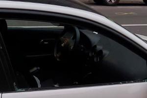 14 robatoris amb força a l'interior de vehicles en una sola nit a Berga